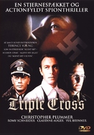 Triple Cross - Danish Movie Cover (xs thumbnail)