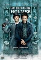 Sherlock Holmes - Hungarian Movie Poster (xs thumbnail)