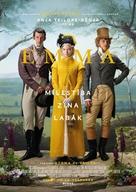 Emma. - Latvian Movie Poster (xs thumbnail)