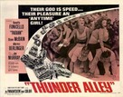Thunder Alley - Movie Poster (xs thumbnail)