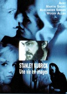 Stanley Kubrick: A Life in Pictures - French DVD cover (xs thumbnail)