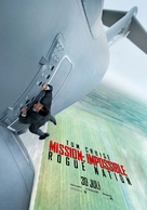 Mission: Impossible - Rogue Nation - Dutch Movie Poster (xs thumbnail)