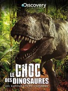 """Clash of the Dinosaurs"" - French DVD movie cover (xs thumbnail)"