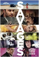 Savages - Canadian Movie Poster (xs thumbnail)