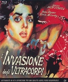 Invasion of the Body Snatchers - Italian Blu-Ray movie cover (xs thumbnail)