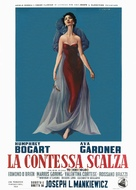 The Barefoot Contessa - Italian Movie Poster (xs thumbnail)