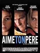 Aime ton père - French Movie Poster (xs thumbnail)
