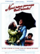 C'eravamo tanto amati - French Movie Poster (xs thumbnail)