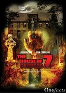 The House of Seven Corpses - British Movie Poster (xs thumbnail)