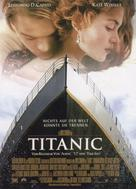 Titanic - German Movie Poster (xs thumbnail)