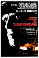 Jack the Ripper - Argentinian Movie Poster (xs thumbnail)
