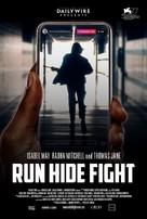 Run Hide Fight - Movie Poster (xs thumbnail)
