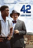 42 - Italian DVD movie cover (xs thumbnail)
