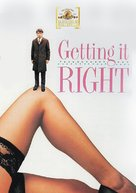 Getting It Right - DVD movie cover (xs thumbnail)