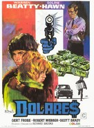 Dollars - Spanish Movie Poster (xs thumbnail)