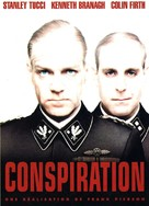 Conspiracy - French DVD cover (xs thumbnail)