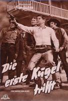 The Fastest Gun Alive - German poster (xs thumbnail)