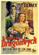 Dragonwyck - Italian Movie Poster (xs thumbnail)