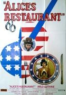 Alice's Restaurant - Swedish Movie Poster (xs thumbnail)