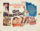 Go, Man, Go! - Movie Poster (xs thumbnail)