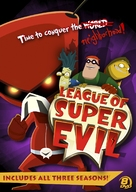 """The League of Super Evil"" - DVD cover (xs thumbnail)"
