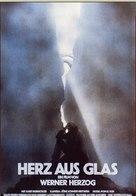Herz aus Glas - German Movie Poster (xs thumbnail)