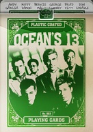 Ocean's Thirteen - Movie Cover (xs thumbnail)