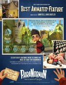ParaNorman - For your consideration poster (xs thumbnail)