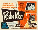 Rashômon - Movie Poster (xs thumbnail)