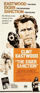 The Eiger Sanction - Australian Movie Poster (xs thumbnail)