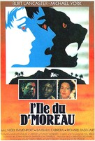 The Island of Dr. Moreau - French Movie Poster (xs thumbnail)