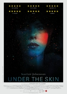 Under the Skin - Spanish Movie Poster (xs thumbnail)