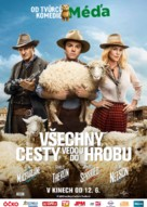 A Million Ways to Die in the West - Czech Movie Poster (xs thumbnail)