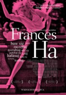 Frances Ha - Polish Movie Poster (xs thumbnail)