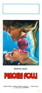 Suprêmes jouissances - Italian Movie Poster (xs thumbnail)
