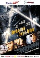 Sky Captain And The World Of Tomorrow - Polish Movie Poster (xs thumbnail)