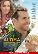 Aloha - German Movie Poster (xs thumbnail)