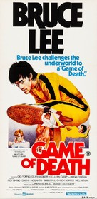 Game Of Death - Australian Movie Poster (xs thumbnail)