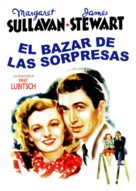 The Shop Around the Corner - Spanish DVD cover (xs thumbnail)