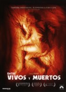 The Living and the Dead - Spanish Movie Poster (xs thumbnail)