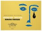 Bonjour tristesse - British Movie Poster (xs thumbnail)