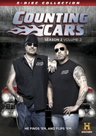 """Counting Cars"" - DVD movie cover (xs thumbnail)"