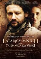 Legenda o Lietajúcom Cypriánovi - Polish Movie Poster (xs thumbnail)