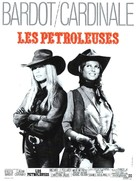 Les pétroleuses - French Movie Poster (xs thumbnail)