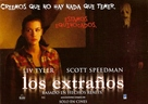 The Strangers - Argentinian Movie Poster (xs thumbnail)