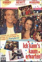 Can't Hardly Wait - German poster (xs thumbnail)