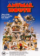 Animal House - Australian DVD cover (xs thumbnail)