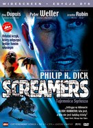 Screamers - Polish DVD cover (xs thumbnail)