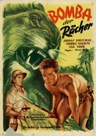 The Lion Hunters - German Movie Poster (xs thumbnail)