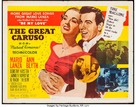 The Great Caruso - Movie Poster (xs thumbnail)